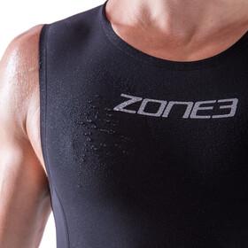 Zone3 Streamline Muta senza maniche Uomo, black/red